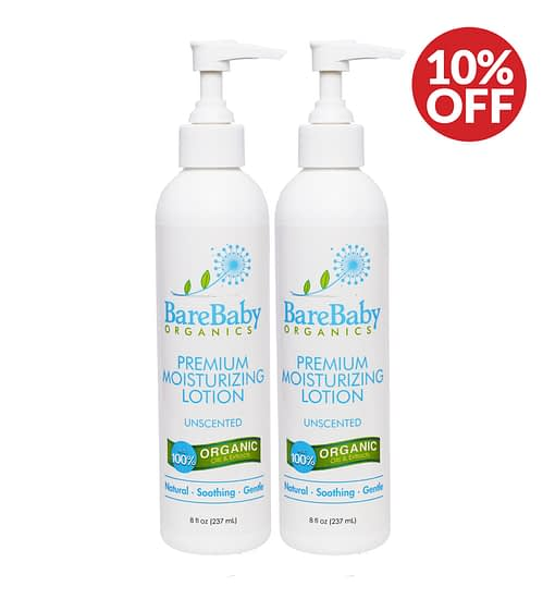 Two Lotions - 10% Off