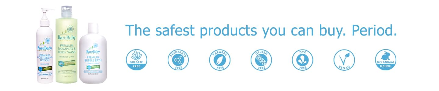 The safest products you can buy. Period.