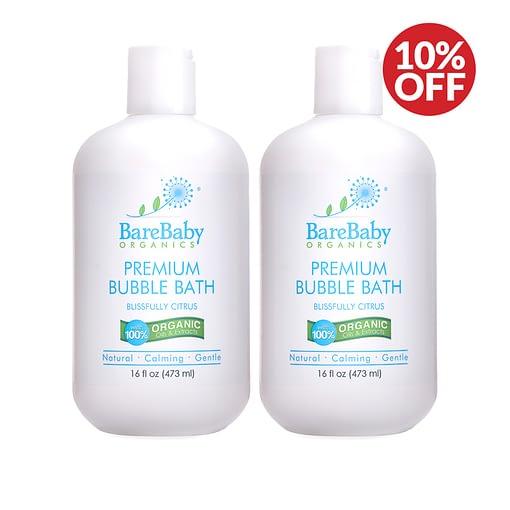 Two Bubble Baths - 10% Off