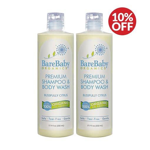 Two Shampoo & Body Washes - 10% Off