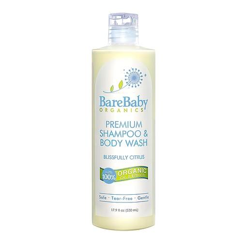 Premium Shampoo & Body Wash